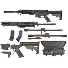 Windham Weaponry RMCS3 Multi-Caliber Rifle Semi-Automatic 223 Remington/300 AAC Blackout/7.62x39mm N/A Black