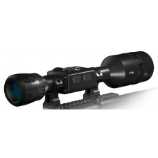 ATN DGWSXS3144KB X-Sight 4K Buck Hunter Smart HD Optics Gen 3-14x  460 ft @ 1000 yds FOV