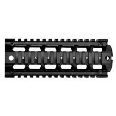 Barska AW11770 Quad Rail Rifle Aluminum Black