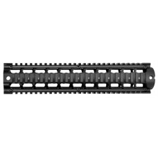 Barska AW11772 Quad Rail Rifle Aluminum Black