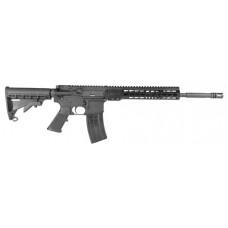 "ArmaLite M15LTC1668 M-15 Light Tactical Carbine Semi-Automatic 6.8 Remington SPC 16"" FS 25+1 6-Position Black Stk Black Hard Coat Anodized"
