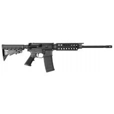 "BCI 515-001 SQS15 Sentry Model Semi-Automatic 223 Remington/5.56 NATO 16"" 30+1 6-Position Stk Blk Hard Coat Anodized"