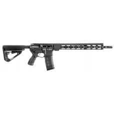 """BCI 501-0001AB SQS15 Professional Series Semi-Automatic 223 Remington/5.56 NATO 16"""" 30+1 6-Position Stk Blk Cerakote"""