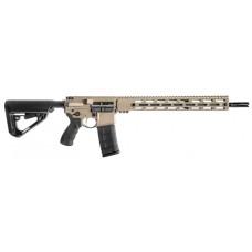 """BCI 501-0001FDE SQS15 Professional Series Semi-Automatic 223 Remington/5.56 NATO 16"""" 30+1 6-Position Blk Stk Flat Dark Earth"""