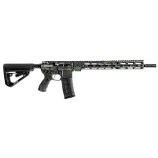 "BCI 510-0001MCB SQS15 Professional Series Semi-Automatic 300 AAC Blackout/Whisper (7.62x35mm) 16"" 30+1 6-Position Blk Stk MultiCam Blk/Blk"