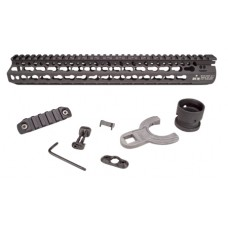 Bravo KMRA13556BK BCM AR-15 Aluminum Black
