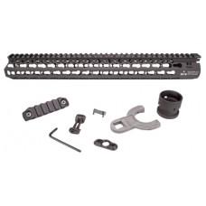 Bravo KMRA15556BK BCM AR-15 Aluminum Black