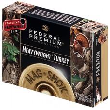 "Fed PHT258F7 Prem Mag Shok Heavyweight Turkey 20 ga 3"" 1-1/2oz 7 Shot 5Bx/50Cs"