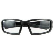 Howard Leight R02220 Uvex Hypershock Eye Protection Black Clear Lens