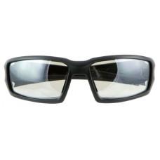 Howard Leight R02222 Uvex Hypershock Shooting/Sporting Glasses SCT Reflect-50 Lens Black Matte