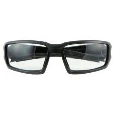 Howard Leight R02230 Uvex Hypershock Shooting/Sporting Glasses Clear Lens Black Matte