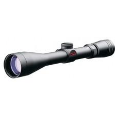 "Redfield Optics 67115 Revolution 4-12x 40mm Obj 19.9-9.4 ft @ 100 yds FOV 1"" Tube Dia Black Matte Accu-Range"