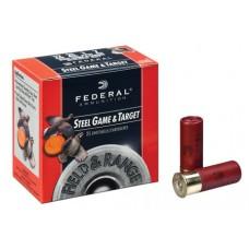 "Federal FRS2837 Standard Field & Range Steel 28 ga 2.75"" 5/8oz 7 Shot 25Bx/10Cs"