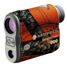 Leupold 170640 RX 6x 22mm 6 yds 900 yds 320 ft @ 1000 yds Mossy Oak Blaze Orange