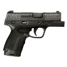 "Honor Defense HG9SCF Honor Guard Sub-Compact FIST Double 9mm +P 3.2"" 7+1/8+1 Blk Polymer Grip Black"