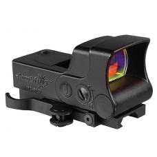 Aimshot HGPROB HG-Pro 1x 34mm Obj Unlimited Eye Relief Black Matte