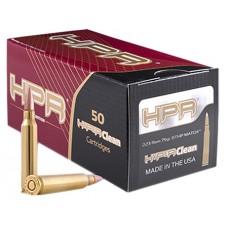 HPR Ammunition 223075BTH 223 Remington/5.56 NATO 75 GR Boat Tail Hollow Point Match 50 Bx/ 20 Cs