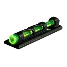 Hiviz PMLW01 Compsite Shotgun Bead Replacement Vent Rib Steel Green Blk