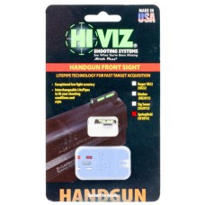 Hiviz SF2015 Springfield 1911 Front Sight Green/Red/White Blk