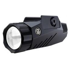 Sig Sauer Electro-Optics SOF11001 Foxtrot1 Rail Flashlight 300 Lumens CR123 Blk