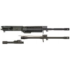 "Windham Weaponry KITMCS1 Multi-Caliber Upper Kit 223 Remington/300 AAC Blackout 16"" Blk"