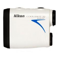 Nikon 16200 Coolshot 20 6x 21mm 11 yds 550 yds 6 degrees Black/Gray