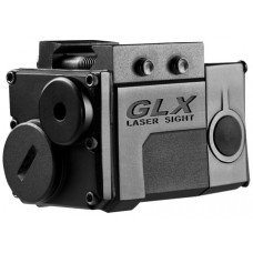 Barska AU11664 Micro GLX Red Laser Sight Compact/Subcompact Weaver or Picatinny
