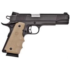 "Citadel CIT45FSPHSND M-1911 Full Size Single 45 Automatic Colt Pistol (ACP) 5"" 8+1 Hogue Sand Grip Blk"