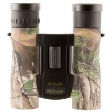Nikon 8264 Aculon 10x 25mm 285 ft @ 1094 yds FOV 13mm Eye Relief Camo