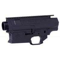 Spikes STSBX10 Billet Lower 308 Cal AR-10 AR Platform 308 Winchester/7.62 NATO Blk
