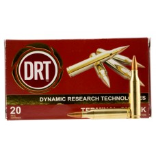 Dynamic Research Tech 00175 Thermal Shock 243 Winchester 95 GR Boat Tail Hollow Point 20 Bx/ 50 Cs