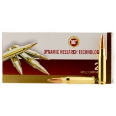 Dynamic Research Tech 00109 Thermal Shock 308 Winchester/7.62 NATO 150 GR Boat Tail Hollow Point 20 Bx/ 50 Cs