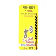 Pro-Shot 17NR Nylon Rifle Brush .17 Cal