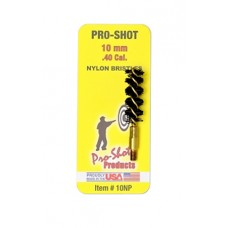Pro-Shot 10NP Nylon Pistol Brush 10mm/.40 Cal