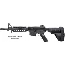 "Sig Sauer PM40011BSPBS PM400 SWAT 11"" PSB AR Pistol Semi-Automatic 223 Remington/5.56 NATO 11.5"" 30+1 Polymer Black Hard Coat Anodized"