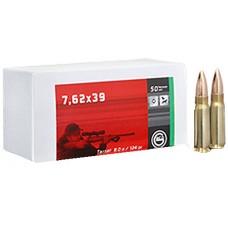 GECO 265840020 7.62x39mm 124GR FMJ 20 Box/50 Case