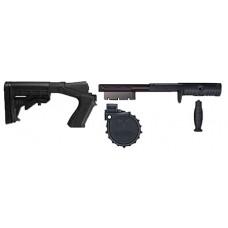 "Adaptive Tactical 03000 Venom Rotary Conv Kit w/M4 Stk 12ga 2.75"" 10rd Moss500/8"