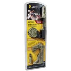"Adaptive Tactical 03900 Venom Rotary Conv Kit w/M4 Stk 12ga 2.75"" 10rd Moss 590"