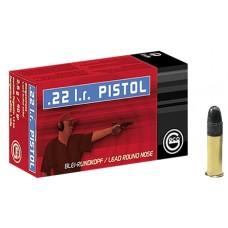 GECO 259940050 22 LR 22 Long Rifle 40 GR LRN 50 Bx/ 100 Cs