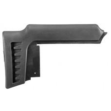 "Rug 90432 Amer Rimfire HC High Comb/Std Mod Stk Blk 1.84"" Comb 13.75"" LOP"