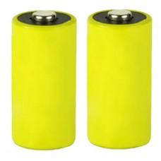 Aim Sports CR123A Lithium Batteries 3V 2 Pack