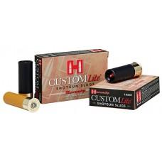 """Hornady 86233 Custom Lite 20 Gauge 2.75"""" 250 GR Slug Shot 5 Bx/ 20 Cs"""
