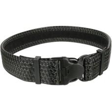 Blackhawk 44B2LGBK Duty Belt Ergonomic Black Cordura Nylon