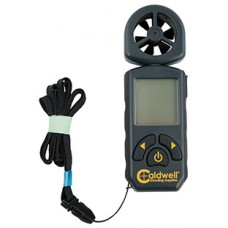 Caldwell 112500 CrossWind Wind Speed Sensor LCD Display CR2032
