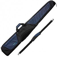 Beretta FO5501890501 High Performance Shotgun Case Polyester Lockable Black/Blue