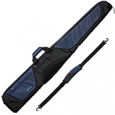 Beretta FO5501890501 High Performance Shotgun Case Polyester Lockable Black/Blue