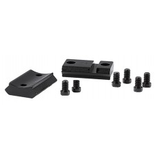Browning 12550 2-Piece Base For Browning AB3 Weaver Matte Black