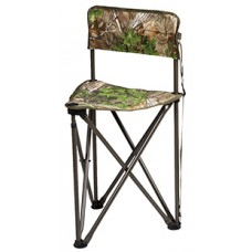 Hunters Specialties 07286 Tripod Blind Chair Realtree Xtra Green