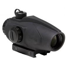 Sightmark SM13025 Wolfhound 3x 24mm Obj 31.6 ft @ 100 yds FOV 24mm Tube Dia Black HS-223