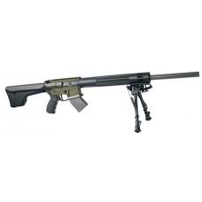 "Franklin Armory 1195 F17-L Standard Semi-Automatic 17 Winchester Super Magnum (WSM) 20"" 10+1 Magpul MOE Rifle Stock Black Stock OD Green/Black"